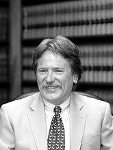 Attorney Porrait Black and White