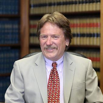 Richard Heston Attorney Color Portrait