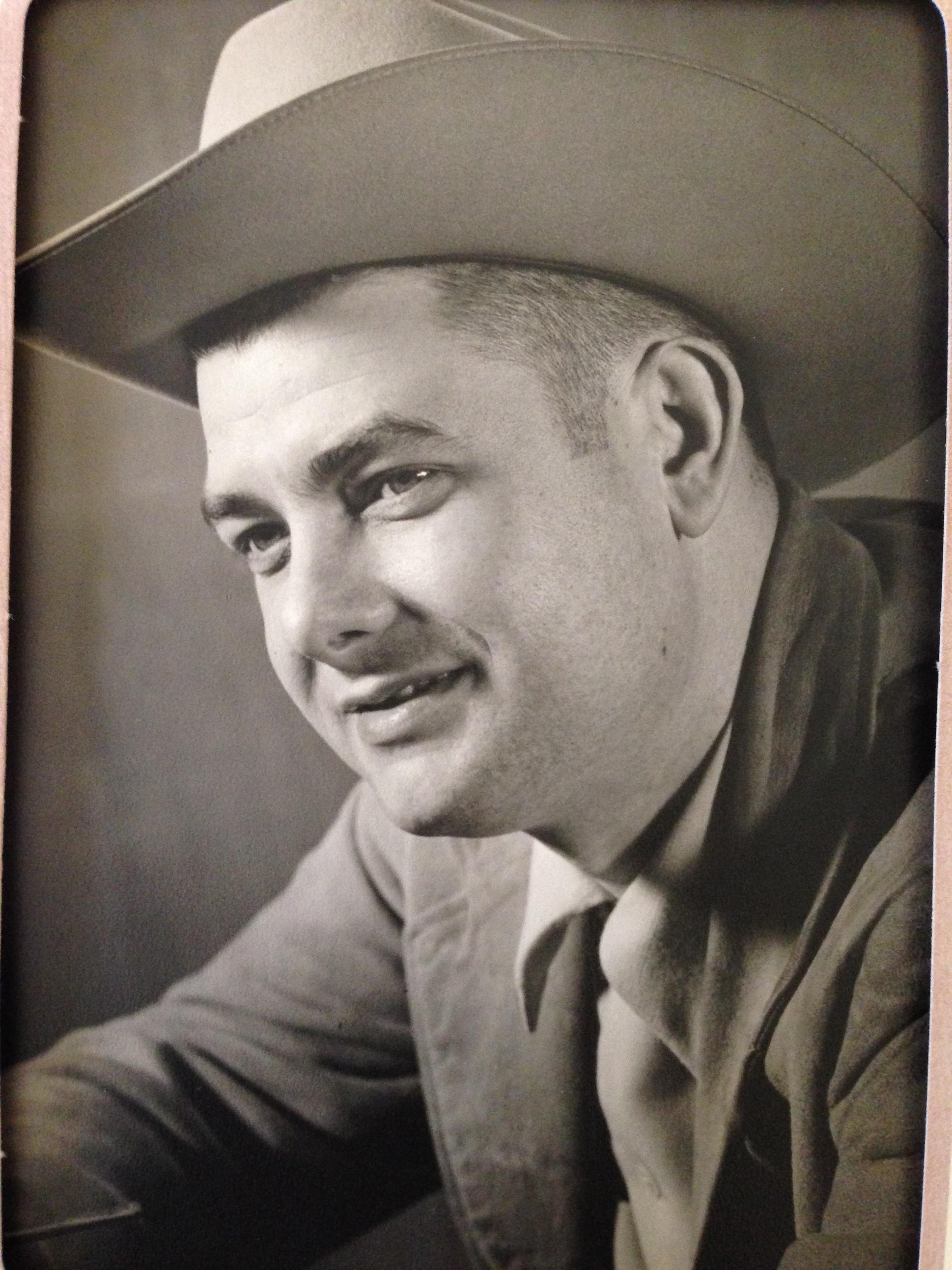Farmer Bob in earlier years