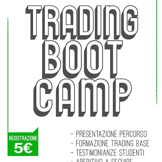 GENOVA - Trading Boot Camp
