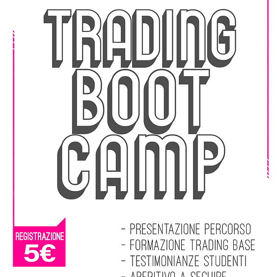 VICENZA - Trading Boot Camp