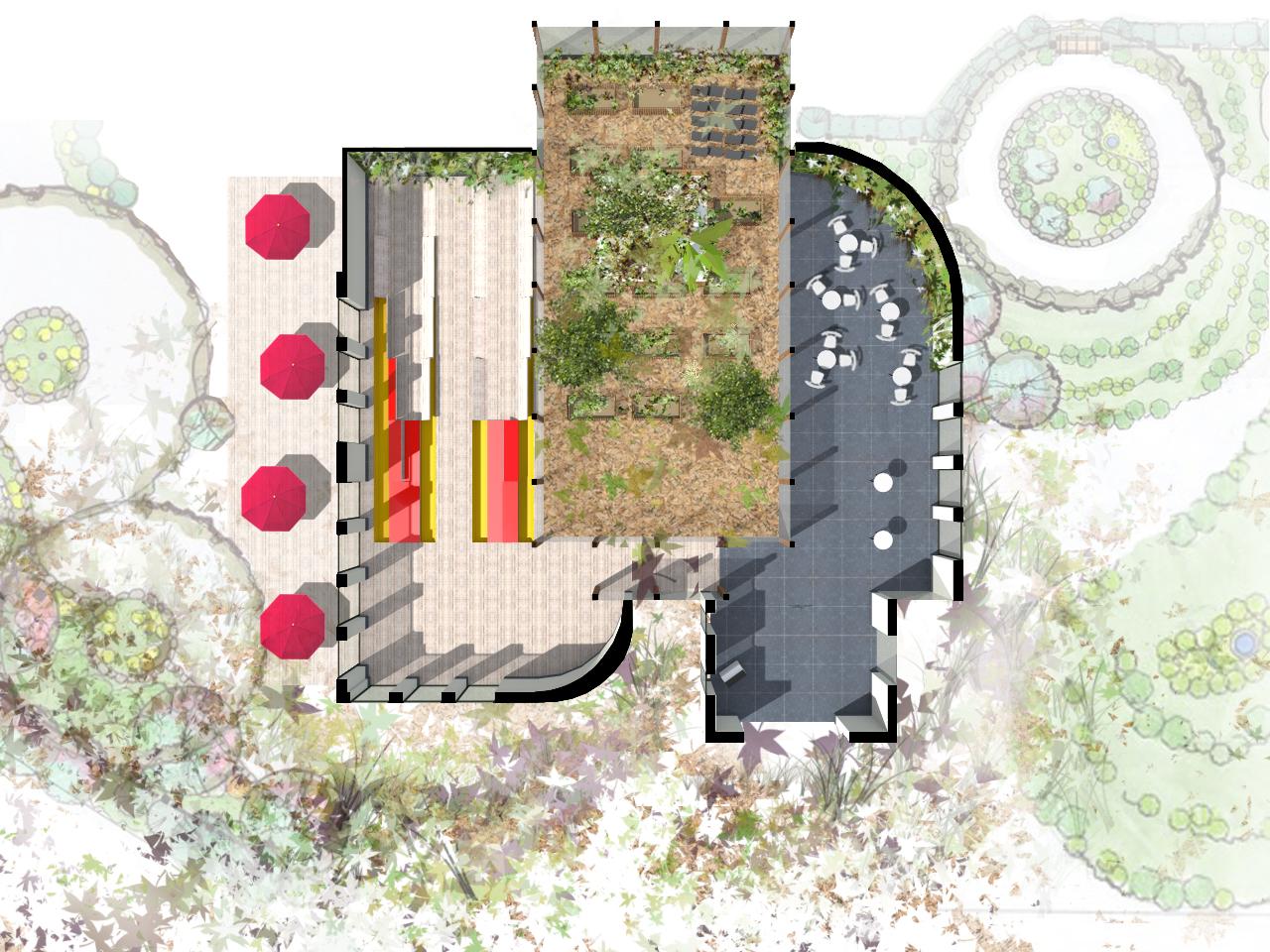 ecole-hotel-solar-bagnolet-plan