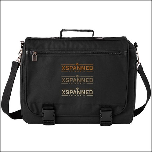 Xspanned Briefcase Bag