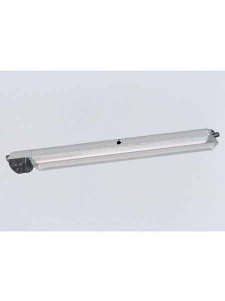 EMERGENCY LUMINAIRE WITH LED EXLUX SERIES 6009/1 VERSION IIC