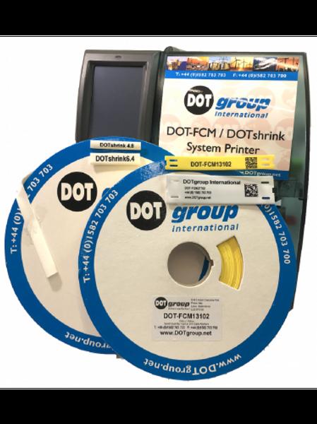 DOT-FCM / DOT-Shrink System Printer