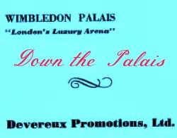 Down the Palais