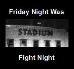Friday Fight Night