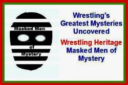 Masked men of Mystery 2017