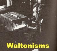 Waltonisms