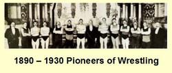 1890 - 1930 Pioneers