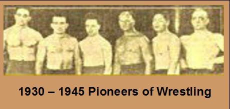 1930 - 45 Pioneers