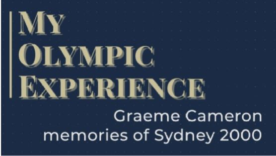 My Olympic Experience