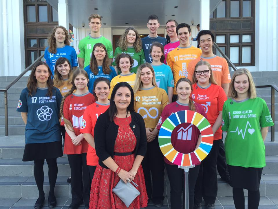 Creating Change with the SDG's