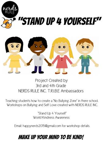NERDS RULE INC T.R.I.B.E Ambassador Project