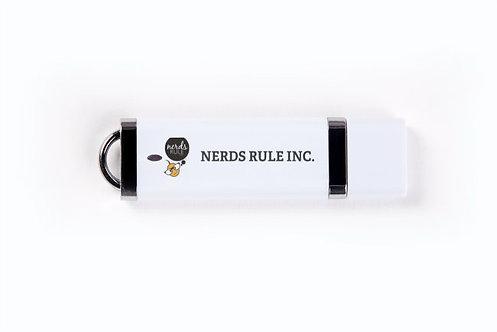 NERDY Flash Drive