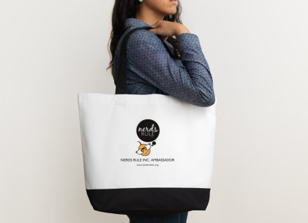 NERDS RULE INC. Tote Bag