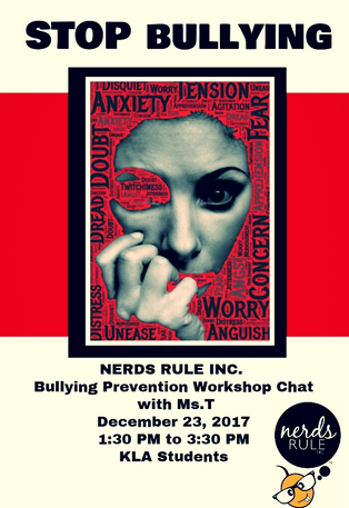Bullying Workshop Chat With Ms. T