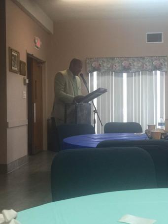 Suicide Prevention Council 5th Annual Faith Breakfast