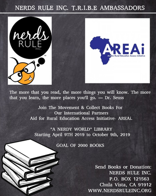 International Book Drive