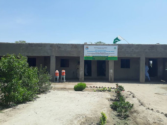 Update on our International Partners Community Initiatives for Development In Pakistan