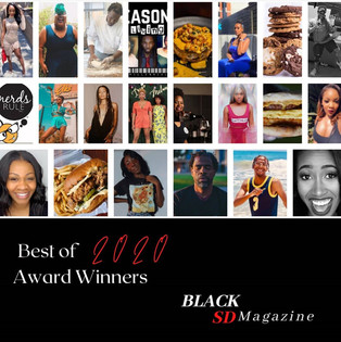NERDS RULE INC. Wins Award from Black SD Magazine for Best Nonprofit