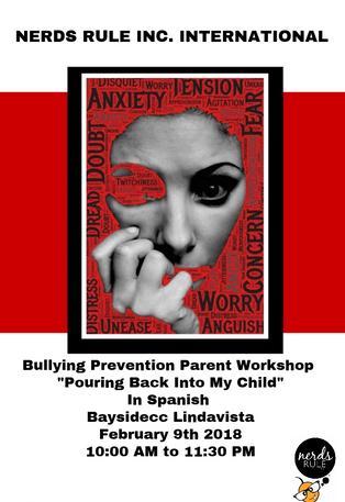 Baysidecc Lindavista Parent Bullying Prevention Workshop