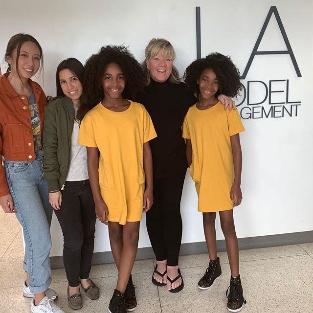 Team LA Models!