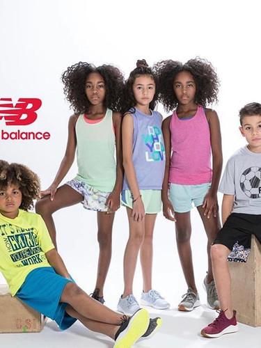 New Balance Campaign