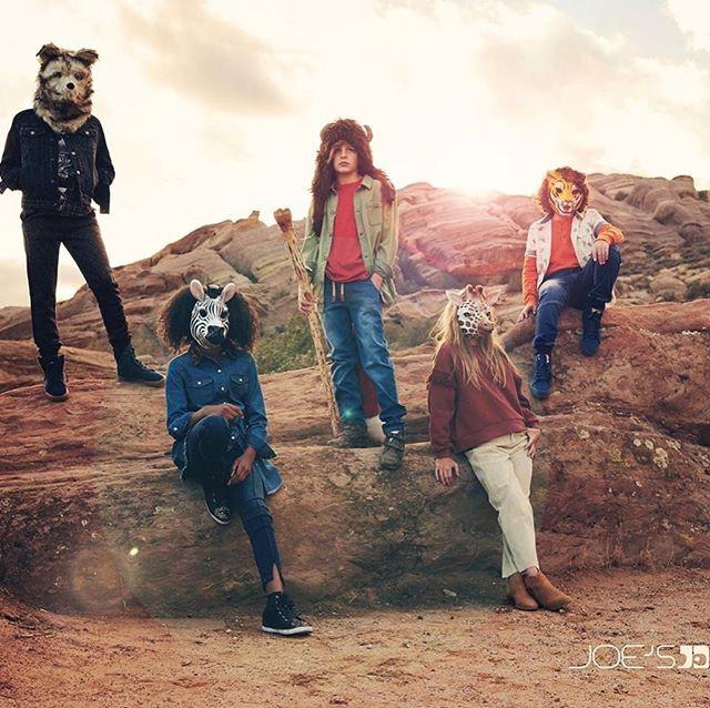 Payton for Joe Jeans Kids Campaign