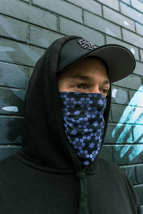 Star Fractal - Face Mask