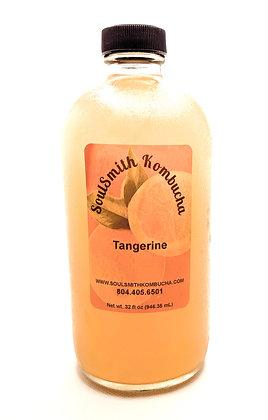 SoulSmith Tangerine Kombucha 32 fl. oz.
