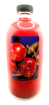 SoulSmith Cranberry Kombucha 32 fl. oz.