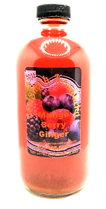 SoulSmith Mango Berry Ginger Kombucha 32 fl. oz.