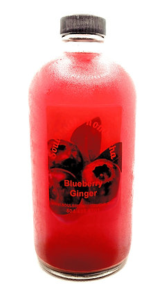 SoulSmith Blueberry Ginger Kombucha 32 fl. oz.