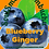 Thumbnail: SoulSmith Blueberry Ginger Kombucha 32 fl. oz.
