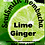 Thumbnail: SoulSmith Lime Ginger Kombucha 32 fl. oz.