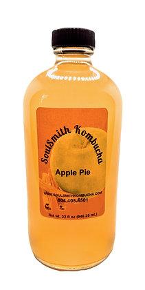 SoulSmith Apple Pie Kombucha 32 fl. oz.