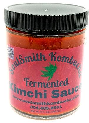 SoulSmith Kombucha Kimchi Sauce 6 oz.