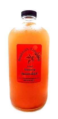 Red Ginseng Stamina Drink 32 fl. oz.