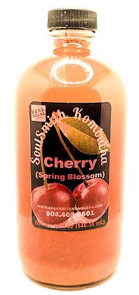SoulSmith Cherry (Spring Blossom) Kombucha 32 fl. oz.
