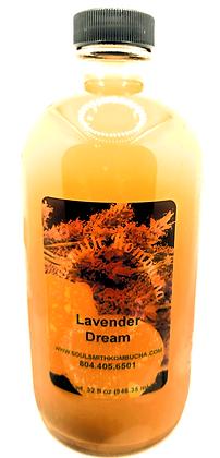 SoulSmith Lavender Dream Kombucha 32 fl. oz.