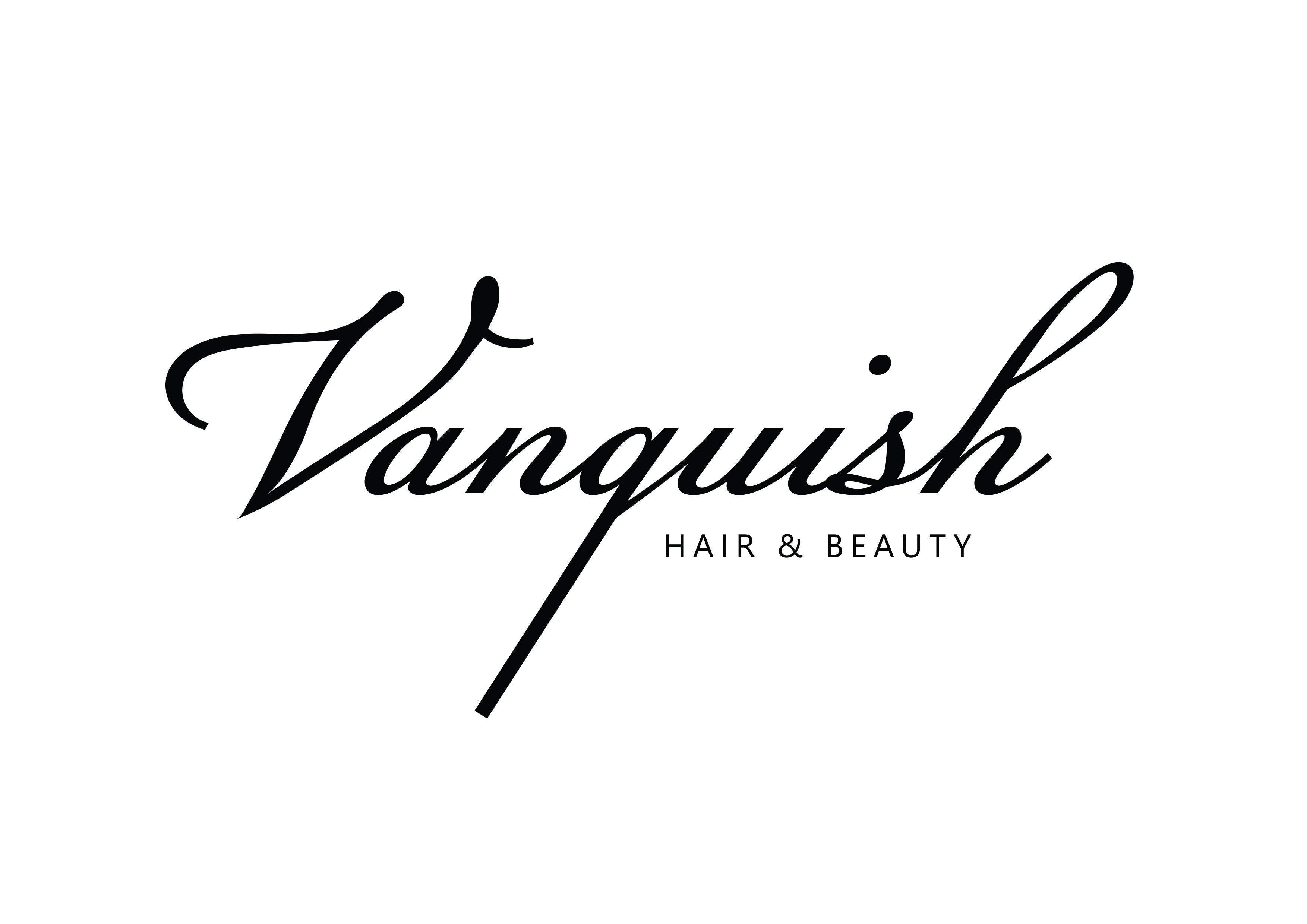vanquish white