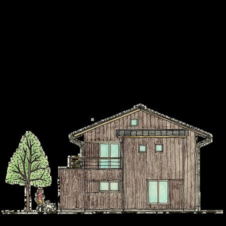 農村に暮らす・杉板の OMOYAささやかなお披露目会のご案内