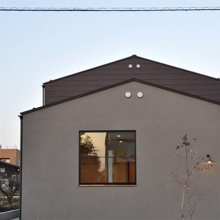 十字窓の家 Hiさん+柴犬ナナちゃん