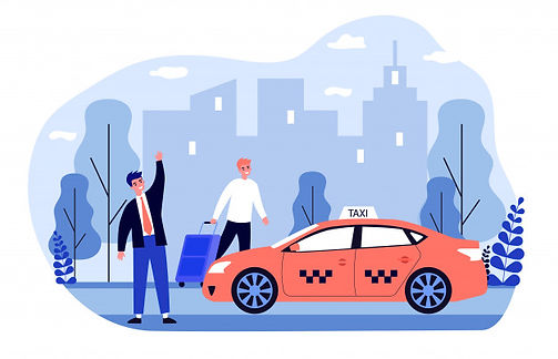 happy-businessman-taking-taxi_179970-114
