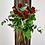 Thumbnail: Rote Rosen mit Grün