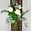 Thumbnail: Weisse Rosen mit Grün