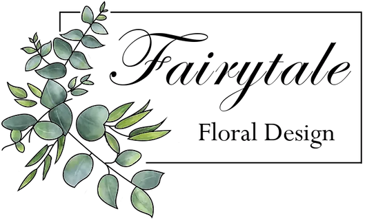 Fairytale Floral Design Logo