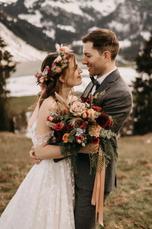 After Wedding Shoot Schwarzsee