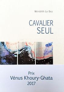 Couv - Cavalier seul - Prix Venus.jpg